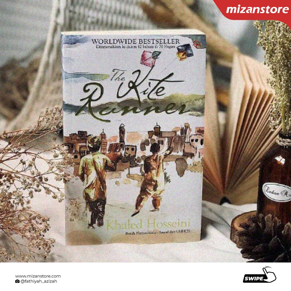 Buku The Kite Runner