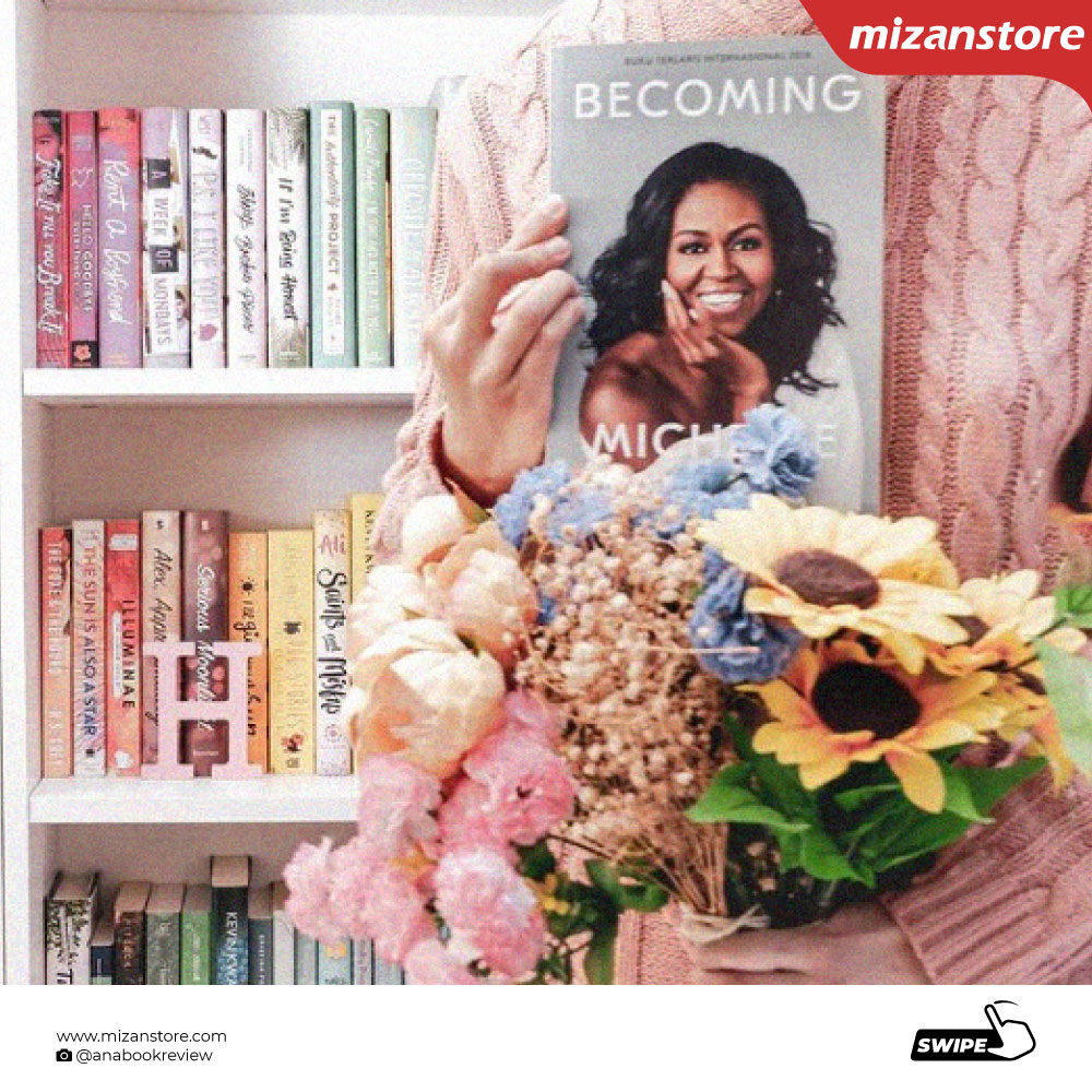 Foto buku Becoming - Michelle Obama